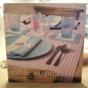 2/$20 Table Inspirations by Emily Chalmers